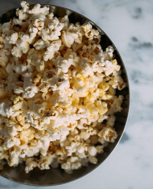 German Style Popcorn